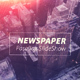 Newspaper Parallax Slideshow - VideoHive Item for Sale