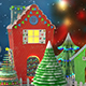 Christmas Paper Card - VideoHive Item for Sale