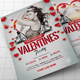 Valentine Party Flyer - GraphicRiver Item for Sale