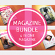 12 pages A4 size Multipurpose Magazine Bundle - GraphicRiver Item for Sale