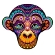 Monkey Head - GraphicRiver Item for Sale