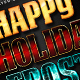 16 Christmas Styles Version 2 - GraphicRiver Item for Sale
