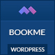 BookMe - Booking for Business and Entrepreneurs - ThemeForest Item for Sale
