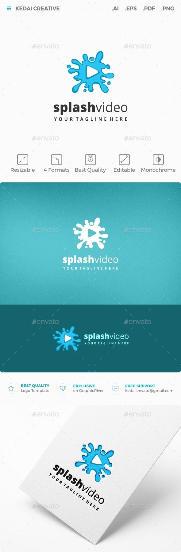 Splash Video