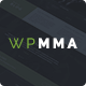 WP MMA - Gym & Fitness PSD - ThemeForest Item for Sale