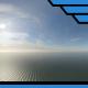 Ocean Blue Clouds 9 - HDRI - 3DOcean Item for Sale