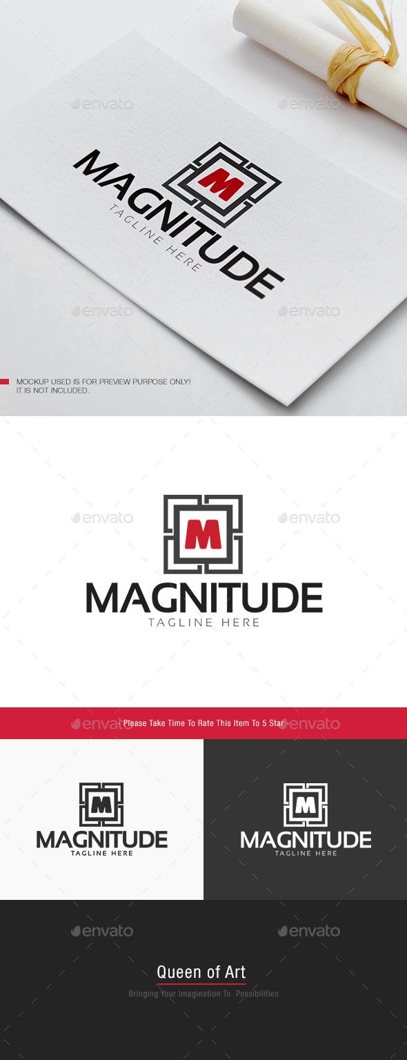 Magnitude Logo