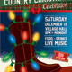 Country Christmas Event Poster, Flyer or Ad - GraphicRiver Item for Sale