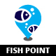 Fish Point Logo - GraphicRiver Item for Sale