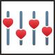 Music Love Logo - GraphicRiver Item for Sale