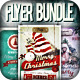 Christmas Flyer/Poster Bundle VOL.1-3-1 - GraphicRiver Item for Sale