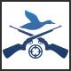Duck Hunt Logo - GraphicRiver Item for Sale