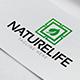 Nature Life Logo  - GraphicRiver Item for Sale
