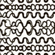 6 Black Sketched Seamless Patterns - GraphicRiver Item for Sale