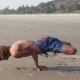 Yoga On The Beach - VideoHive Item for Sale