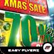 3D Xmas Sale - GraphicRiver Item for Sale