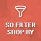 So Filter Shopby - Advanced AJAX Product Filters OpenCart 3 & 2.x Module - CodeCanyon Item for Sale