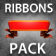 3D Ribbons Pack - VideoHive Item for Sale