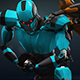 Football (Robot Version) - VideoHive Item for Sale