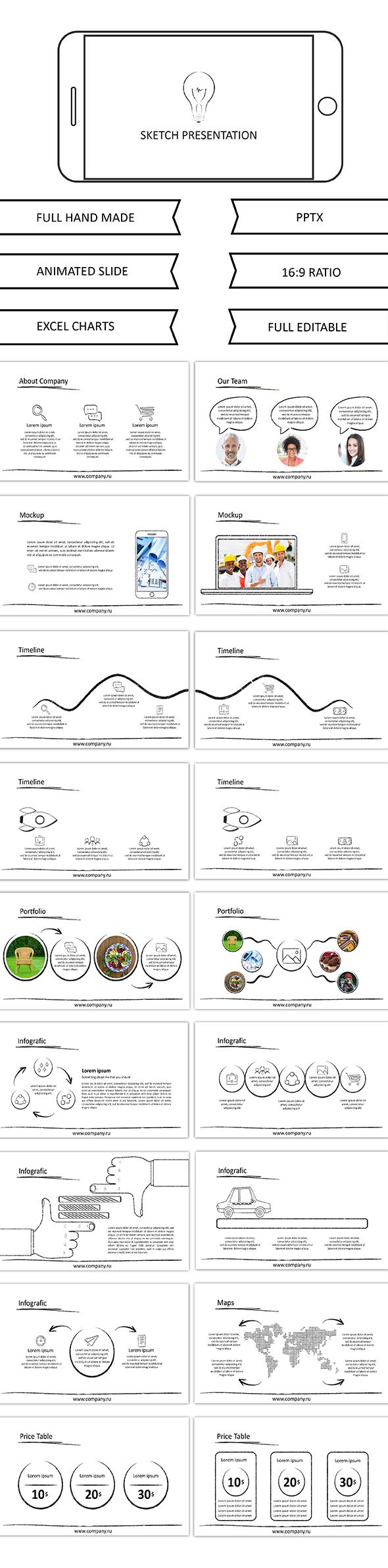 Sketch - PowerPoint presentation