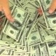 Businessmen Counting Money Hundred Dollar Bills - VideoHive Item for Sale