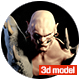 HIGH POLY ORC 3D MODEL - 3DOcean Item for Sale