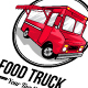 Food Truck Logo - GraphicRiver Item for Sale