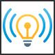 Li-fi Connect Logo - GraphicRiver Item for Sale