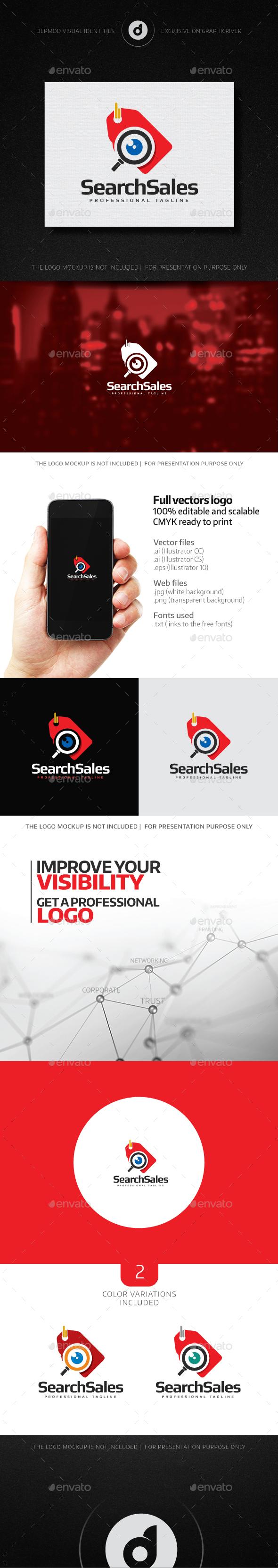 Search Sales Logo