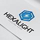 Hexa Light Logo  - GraphicRiver Item for Sale