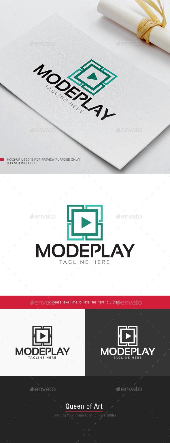Mode Play Logo