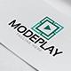 Mode Play Logo - GraphicRiver Item for Sale