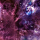 Abstract Space Nebulae Background - VideoHive Item for Sale
