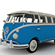 Volkswagen Combi - 3DOcean Item for Sale