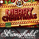 Vintage Christmas Flyer Template - GraphicRiver Item for Sale