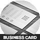 Minimal Corporate Business Card Design - GraphicRiver Item for Sale