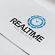 Real Time Logo - GraphicRiver Item for Sale