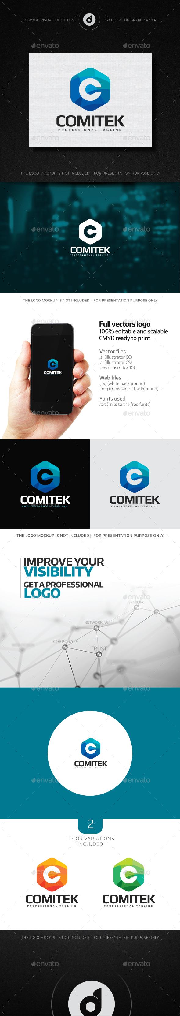 Comitek Logo