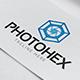 Photo Hex Logo - GraphicRiver Item for Sale