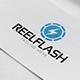 Reel Flash Logo - GraphicRiver Item for Sale