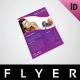 Beauty Salon Flyer Template - GraphicRiver Item for Sale