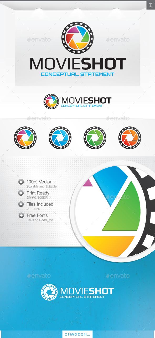 Movie Shot Logo