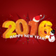 Happy New Year 2016 - GraphicRiver Item for Sale