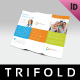 Healthcare Trifold Template - GraphicRiver Item for Sale
