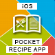 Pocket Recipe App With CMS - iOS - CodeCanyon Item for Sale