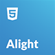 Alight - Multipurpose HTML Template - ThemeForest Item for Sale