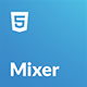Mixer - Multipurpose HTML Template - ThemeForest Item for Sale