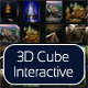 Interactive 3D CGGallery - HTML5 - CodeCanyon Item for Sale
