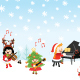 Christmas Music - GraphicRiver Item for Sale