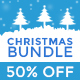 Christmas Bundle - E-commerce Newsletter - GraphicRiver Item for Sale